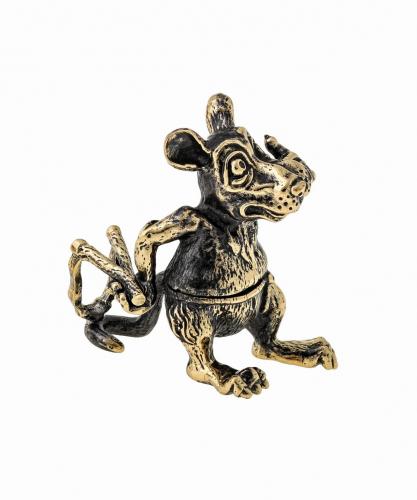 Мышь Крыс с рогаткой без подставки 1502.1