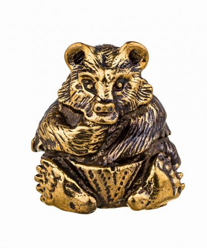Медведь с медом без подставки 767.1