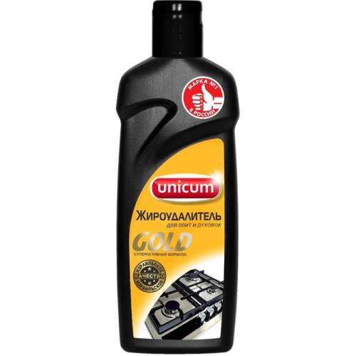 Unicum Жироудалитель Gel 380 мл