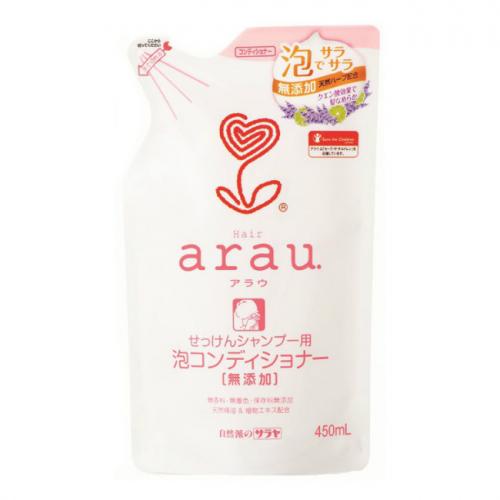 Arau Hair Conditioner 450ml - кондиционер для волос 450 мл.пенный (катридж)