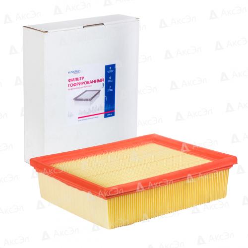 Фильтр складчатый для пылесоса FESTOOL, 1 шт., сухая пыль/целлюлоза, бренд: EUROCLEAN, арт. FSPM-26, код. 496170, не подходит для аппаратов с системой AUTOCLEAN
