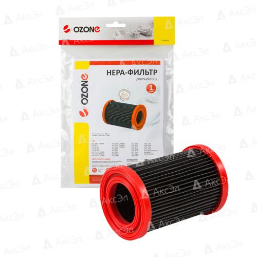 НЕРА фильтр для пылесоса LG, 1 шт., бренд: OZONE, арт. H-14, тип оригинального фильтра: 5231FI2510A