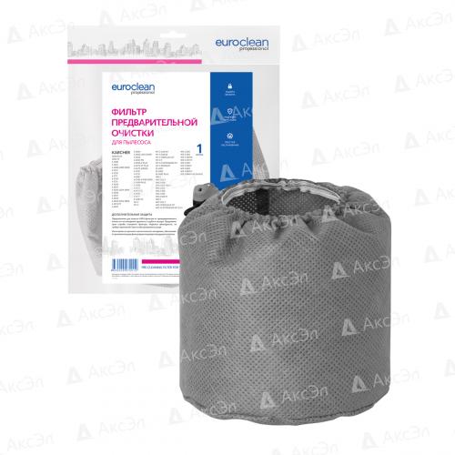 Фильтр предварительной очистки для пылесоса KARCHER MV 2, MV 3, SE 4001, SE 4002, WD 2.200, WD 2.250, WD 2.400, WD 2.500, WD 3, 1 шт., бренд: EUROCLEAN, арт. FPC-111