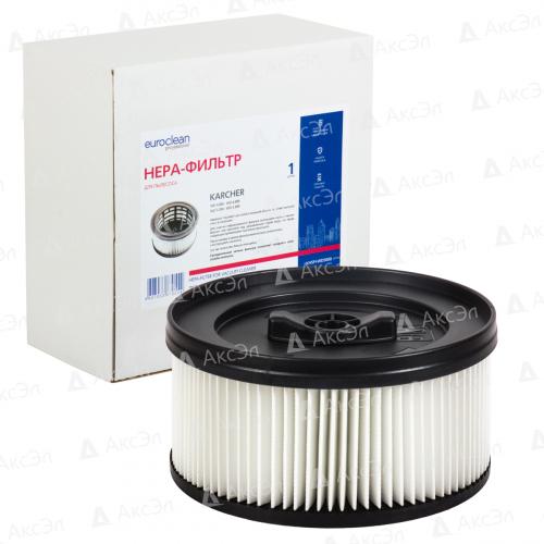 Фильтр складчатый для пылесоса KARCHER, 1 шт., многоразовый моющийся/полиэстер, бренд: EUROCLEAN, арт. KHSM-WD5600