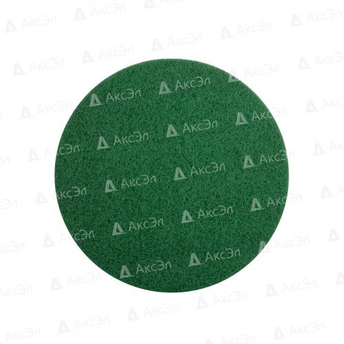 PAD-A13GREEN ПАД Ozone для роторных поломоечных машин, 13 дюймов (33см),1 шт.