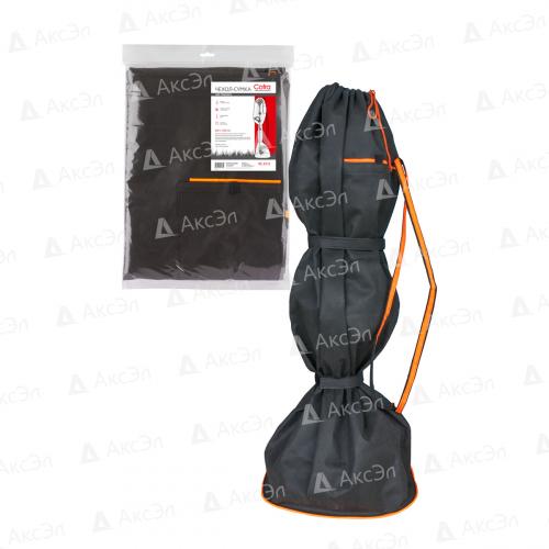 RC-6112 Сумка Cofra для триммера, черная/оранжевая, 600х1200