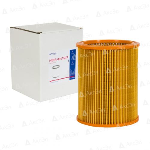 Фильтр складчатый для пылесоса HITACHI, 1 шт., сухая пыль/целлюлоза, высокой фильтрации, бренд: EUROCLEAN, арт. HTPM-WDE3600