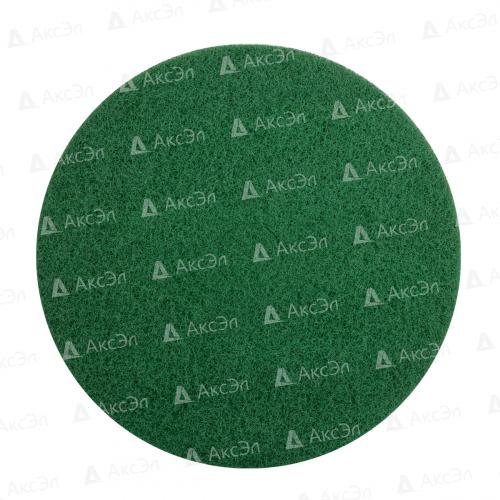 PAD-A20GREEN ПАД Ozone для роторных поломоечных машин, 20 дюймов (50см),1 шт.
