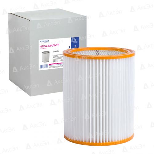 Фильтр складчатый для пылесоса MAKITA, 1 шт., многоразовый моющийся/полиэстер, бренд: EUROCLEAN, арт. MKSM-449
