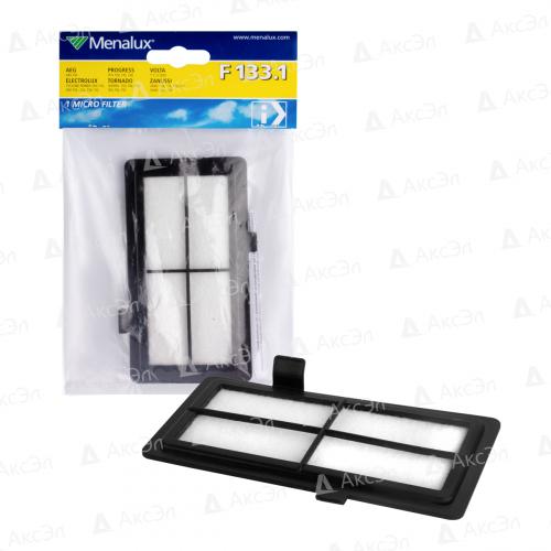 HEPA-фильтр для пылесоса MENALUX, 1 шт., многоразовый моющийся, бренд: MENALUX , арт. F133.1