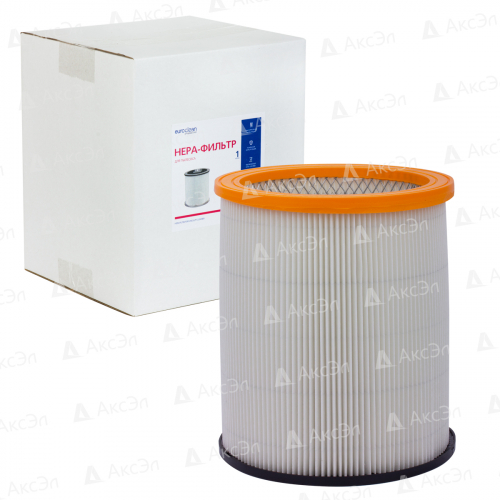 Фильтр складчатый для пылесоса KRESS, 1 шт., сухая пыль/целлюлоза, бренд: EUROCLEAN, арт. KSPM-1200NTX