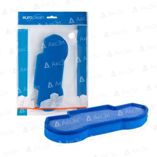Микрофильтр для пылесоса SAMSUNG, 1 шт., многоразовый моющийся, бренд: EUROCLEAN, арт. EUR-HS16, тип оригинального фильтра: DJ63-01161B