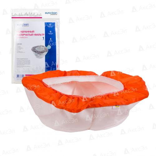 Мембранный матерчатый фильтр для пылесоса KARCHER, 1 шт., не боится мокрой пыли, бренд: EUROCLEAN, арт. MBF-218