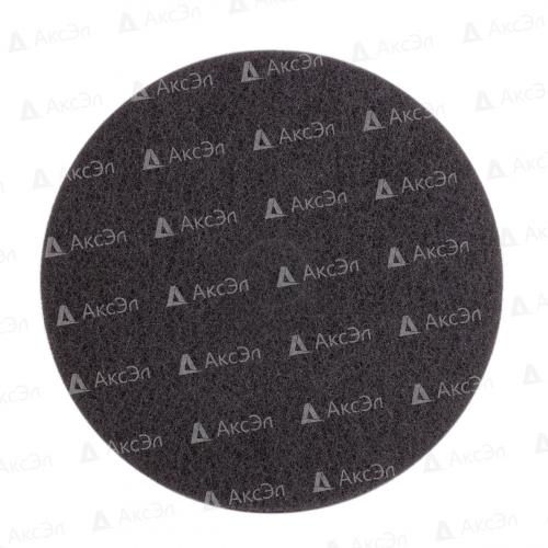PAD-A20BLACK ПАД Ozone для роторных поломоечных машин, 20 дюймов (50см),1 шт.