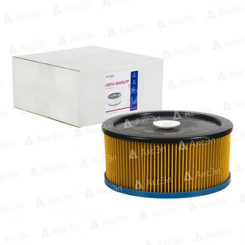 Фильтр складчатый для пылесоса KRESS, 1 шт., сухая пыль/целлюлоза, бренд: EUROCLEAN, арт. KSPM-1200NTS20