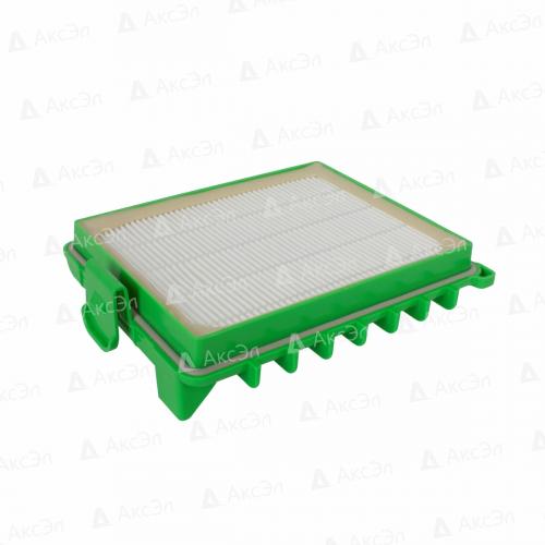 HEPA фильтр для пылесоса ROWENTA, TEFAL, 1 шт., многоразовый моющийся, бренд: OZONE, арт. H-78, тип оригинального фильтра: ZR004801