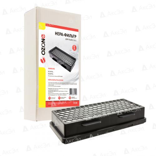 HEPA фильтр для пылесоса SAMSUNG, 1 шт., бренд: OZONE, арт. H-54, тип оригинального фильтра: DJ97-01940B