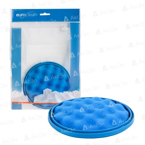 Микрофильтр для пылесоса SAMSUNG, 1 шт., многоразовый моющийся, бренд: EUROCLEAN, арт. EUR-HS17, тип оригинального фильтра: DJ63-01285A