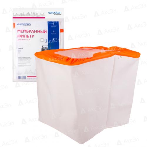 Мембранный матерчатый фильтр для пылесоса STARMIX, 1 шт., не боится мокрой пыли, бренд: EUROCLEAN, арт. MBF-308