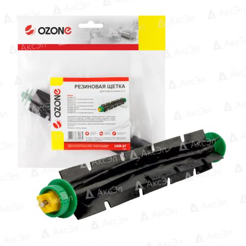 UNR-87 Щетка резиновая Ozone для робота-пылесоса