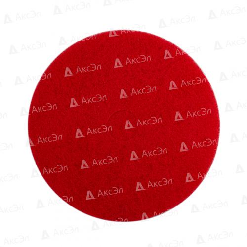 PAD-B17RED ПАД Ozone для роторных поломоечных машин, 17 дюймов (43см),1 шт.