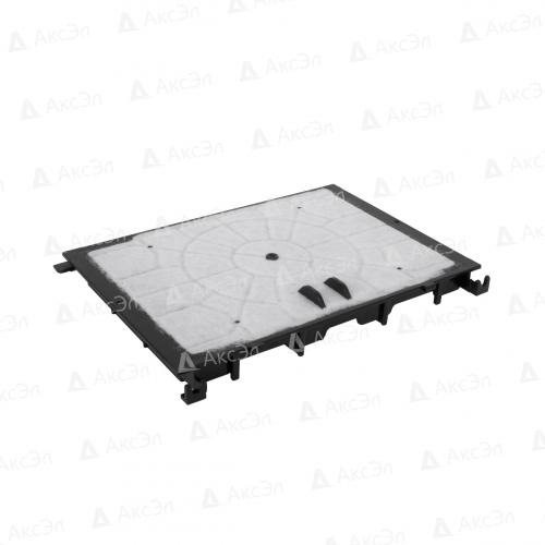 Предмоторный фильтр для пылесоса BOSCH, SIEMENS, 1 шт., многоразовый моющийся, бренд: OZONE, арт. H-101, тип оригинального фильтра: BBZ02MPF (00579421)