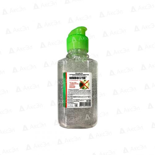 12005 Гель для рук Cleanferon антибактериальный 100 мл