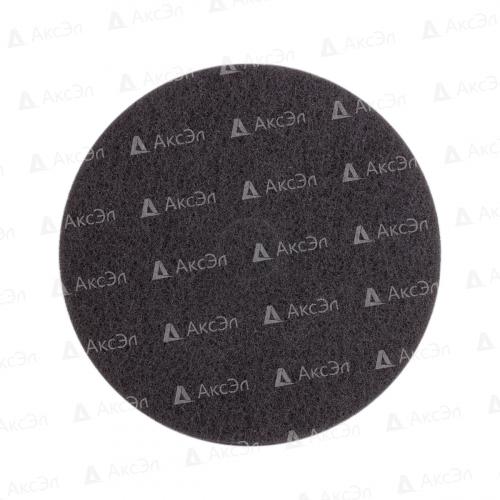PAD-B17BLACK ПАД Ozone для роторных поломоечных машин, 17 дюймов (43см),1 шт.