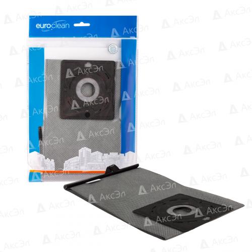 EUR-03R Мешок-пылесборник Euroclean многоразовый для пылесоса