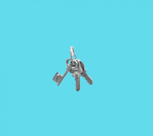 Подвеска Ключи от всех дверей