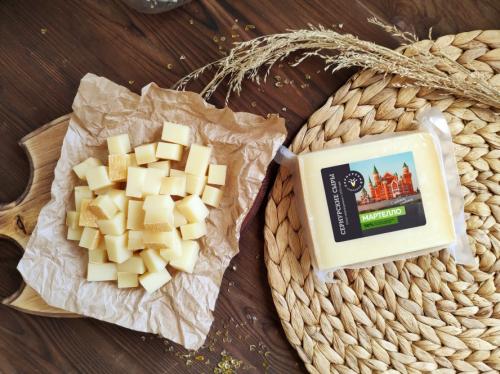 Сыр Мартелло из коровьего молока 50% 250г_960 руб/кг+%