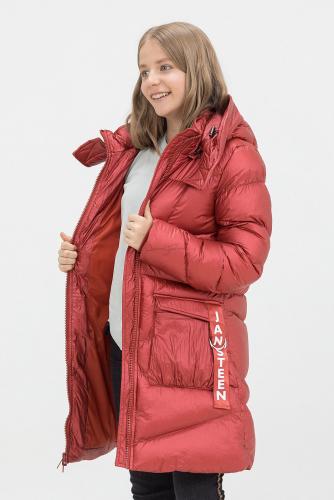 2750р. 4125р. Пальто для девочек, (био-пух) JAN STEEN