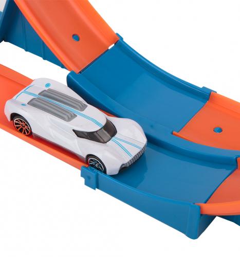 Игровой набор Maxi Car Multi Track Crazy Loop
