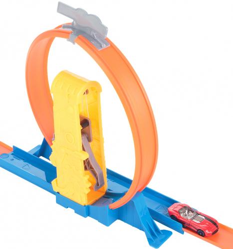 Игровой набор Maxi Car Super Track Twisted Speed Line