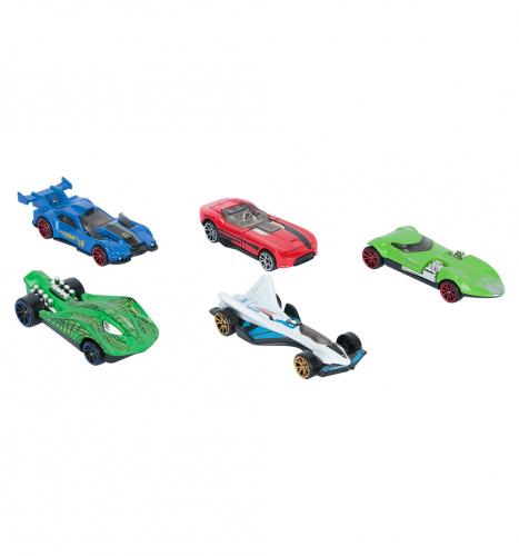 Набор машинок Maxi Car High Speed (5 шт.)