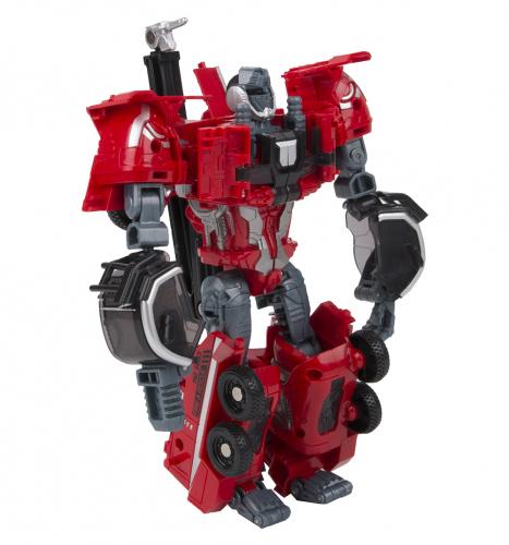 Трансформер Robotron Megapower Робот-пожарная машина 21 см