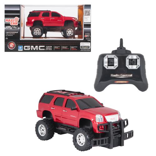 Машина на радиоуправлении Maxi Car Maxi Car на радиоуправлении GMC 1 : 24