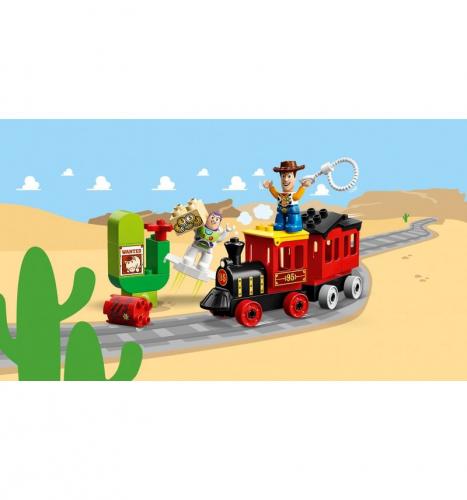 Конструктор LEGO DUPLO 10894 Поезд История игрушек