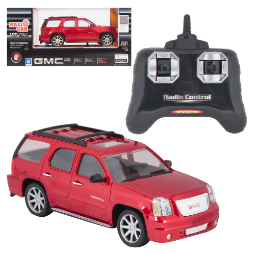 Машина на радиоуправлении Maxi Car на радиоуправлении GMC, в ассортименте Maxi Car