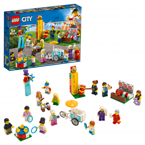 Конструктор LEGO City 60234 Веселая ярмарка