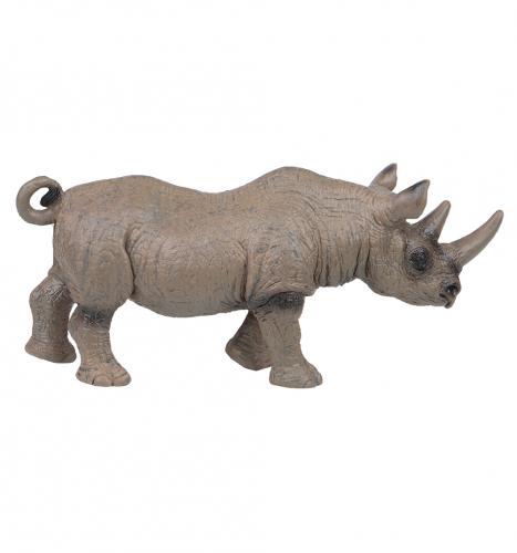 Фигурка Zoo Landia Сафари Носорог 14 см