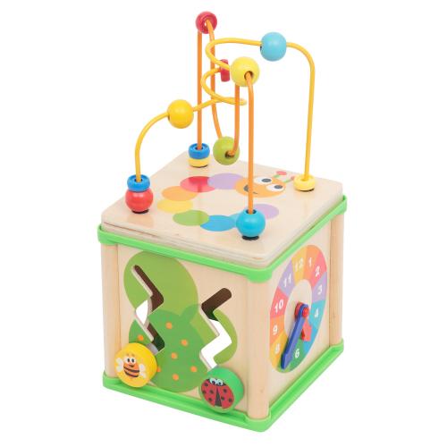 Игрушка развивающая Куб 5в1 Развитика