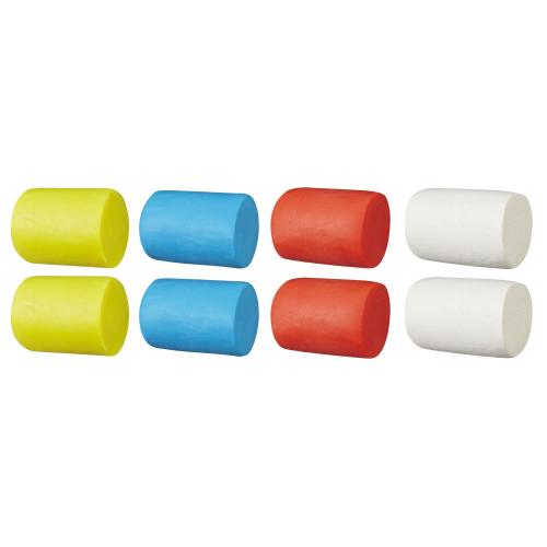 Масса для лепки Play-Doh 4 цвета (красный)