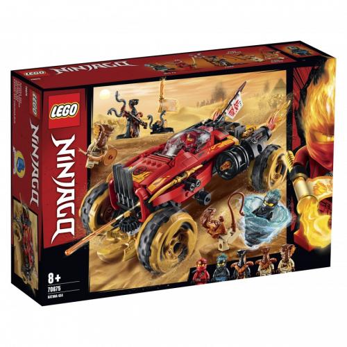 Конструктор LEGO Ninjago 70675 Внедорожник Катана 4x4