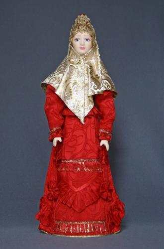 Каргопольский женский костюм, стилизация