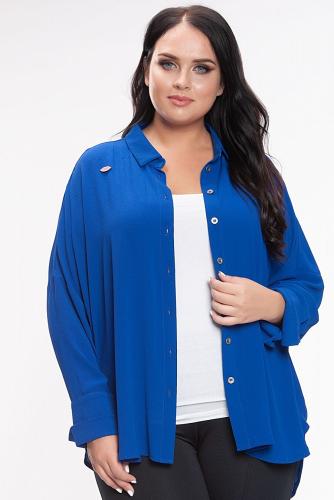 Блуза #214113Электрик