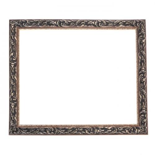 Рама для зеркал и картин, дерево, 40 х 50 х 4 см, «Версаль», цвет золотой