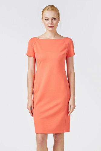 Платье #180205Коралловый