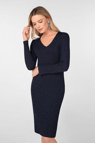 Платье #180795Темно-синий
