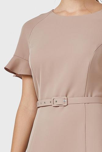 Платье #179495Капучино